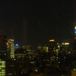 View from the bathroom at Le Bain/Boom Boom Room/Standard Hotel