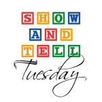 Show and Tell Tuesday with Holie Barker and Ayesha Adamo