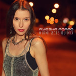 Ayesha Adamo Miami 2015 DJ Mix Cover - Photo by John DeAmara