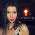 Ayesha Adamo Midnight Elite Cover; Photo by John DeAmara; Newroz Recordings 2015